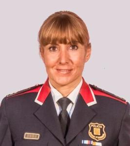 Comissària Cristina Manresa