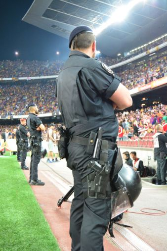 Mossos d'Esquadra - Futbol