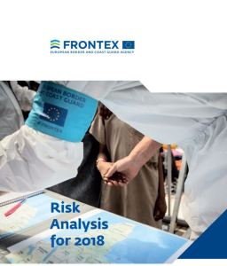 Frontex - Risk analysis for 2108
