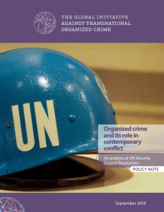 Organized crime and its role in contemporary conflict