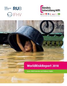 WorldRiskReport 2018